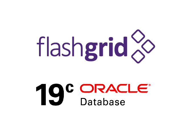 FlashGrid | FlashGrid SkyCluster now supports Oracle