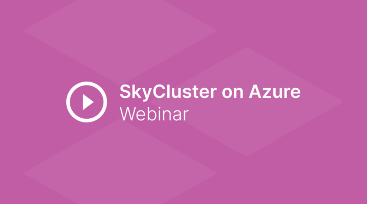 Webinar Recording: Deploying Oracle RAC 19c on Azure using FlashGrid SkyCluster