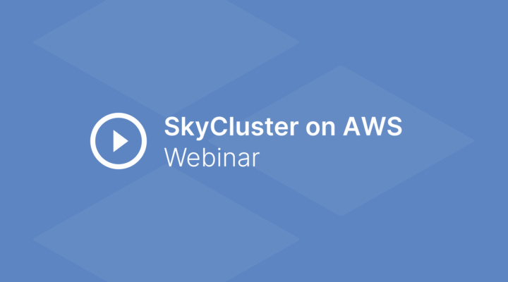 Webinar Recording: Deploying Oracle RAC 19c on AWS using FlashGrid SkyCluster