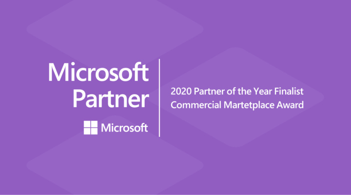 FlashGrid is a Microsoft Partner of the Year 2020 Awards Finalist!