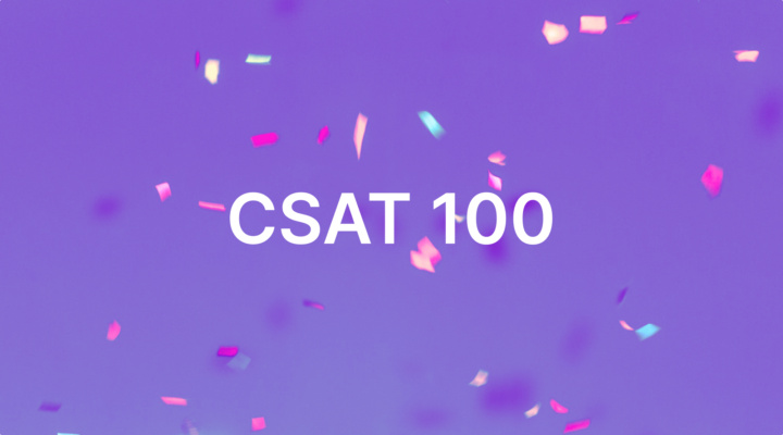 FlashGrid Customer Success Team Earns CSAT Score of 100