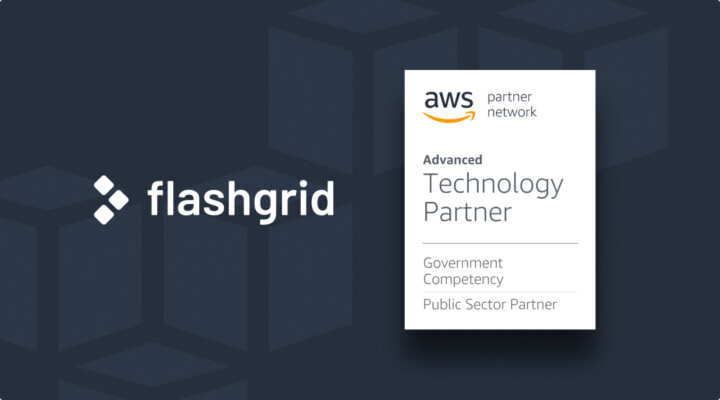 AWS Validates FlashGrid for Government ISV Competency